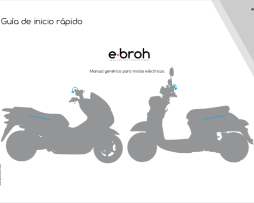 Manual usuarios motos elec EBROH